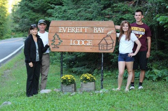 Everett Bay Lodge on Lake Vermilion