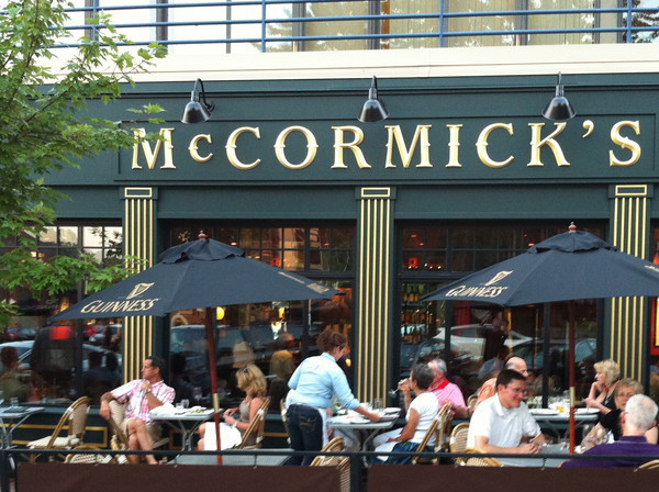 McCormick's pub and restaurant