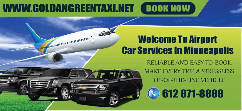 MSP Airport Cab Services in Minneapolis